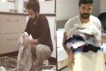 Be the Real Man Challenge updates, Be the Real Man Challenge, be the real man challenge ntr and charan share videos, Ramcharan