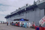 Indian Navy, Evacuation of citizens, indian navy has concluded its operation samudra setu, Kochi