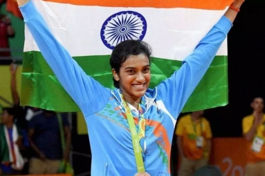 P. V. Sindhu Wins Silver in Badminton World Championship