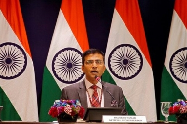 Pakistan Should Accept Change in Status of J&K: MEA