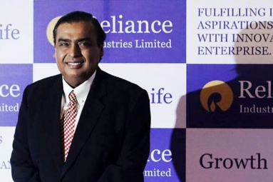 RIL Stands No1 Reaching Rs 10 Lakh Crore Market Cap
