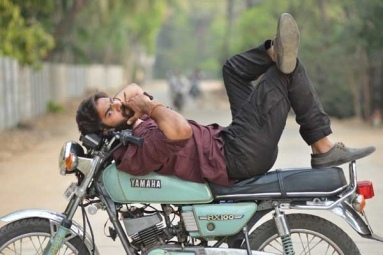 Bike from Telugu Flick 'RX100' to be auctioned for Kerala Relief Fund
