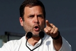 """Wont Apologize,"" Says Rahul Gandhi for His ""Rape in India"" Remark"