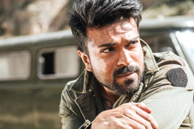 Ram Charan Turning Naxalite for his Next?