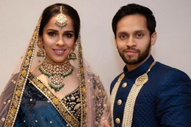 Saina Confirms her Marriage with Fellow Shuttler Parupalli Kashyap