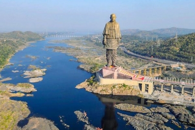 Sardar Vallabhai Patel's Statue of Unity Opens to Public