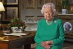 """Self-isolation is the best way"": Queen Elizabeth II"