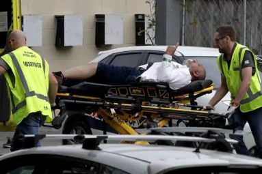 Several People Dead After Gunman Opens Fire At Mosque in New Zealand