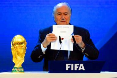 Asian Football Confederation supports Blatter and opposes delay