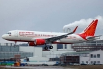 Center Offers 100% Stake for Sale in Air India