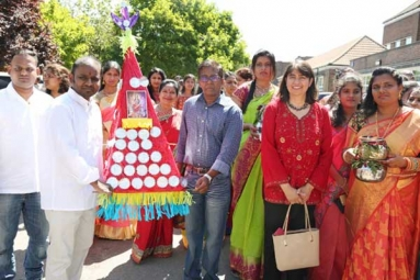 TAUK Hosts Bonalu Celebrations in London