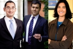 Trump Nominates Three Indian Americans to Key Positions