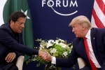 Trump again Offers to Mediate the Kashmir Issue after Meeting Imran Khan at Davos
