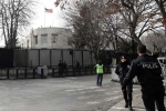Turkey: Shots Fired at Gate of U.S. Embassy