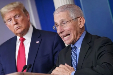 US could start reopening in May: Anthony Fauci