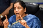 'India can't sacrifice economic strength to comply with US sanctions', says Nirmala Sitharaman
