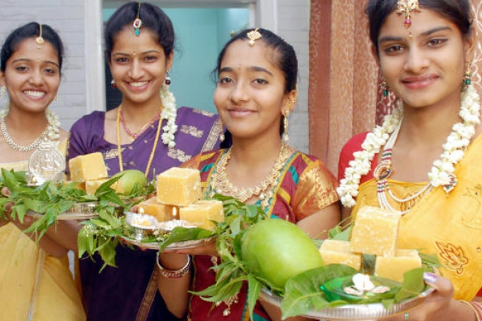 Ugadi - the New Year of Happiness and Prosperity