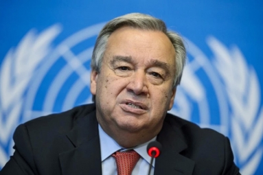 United Nations Closely Following Situation in India-Pakistan