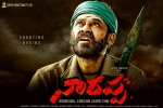 Venky Turns Intense for Naarappa