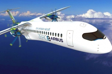World's First Hydrogen-Powered Aircraft to be Introduced by 2035