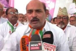 Amethi Congress President Yogendra Misra Resigns