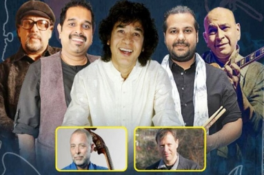 Crosscurrents: Zakir Hussain and Dave Holland in Houston