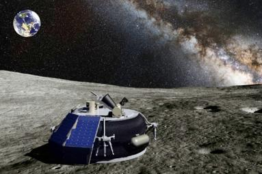 Moon Express to take human remains to moon