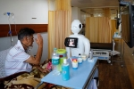 families, families, mitra the robot helps patients to speak to their loved ones, Narendra modi