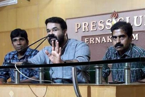 Actor Dileep to Stay Outside AMMA Until Innocence proved, Says Mohanlal