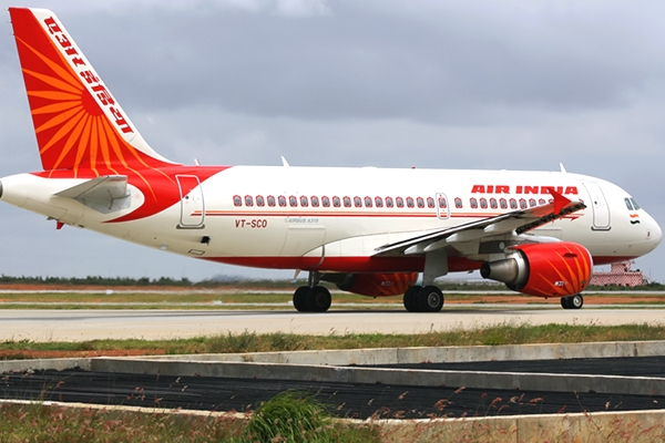 Air India Flight does Emergency Landing in Bhopal
