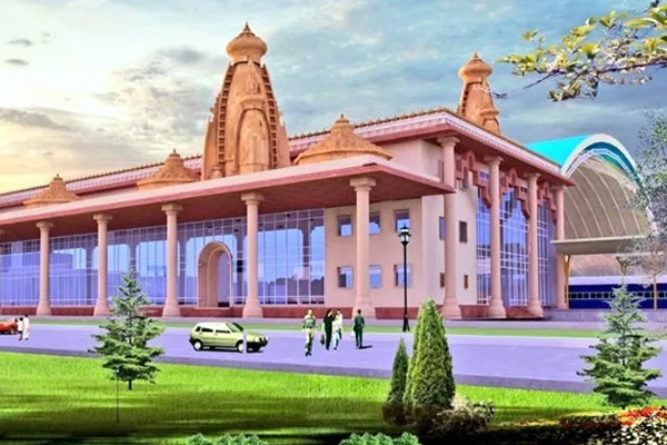 Ayodhya Railway Station Ready for Make-Over with Modern Facilities