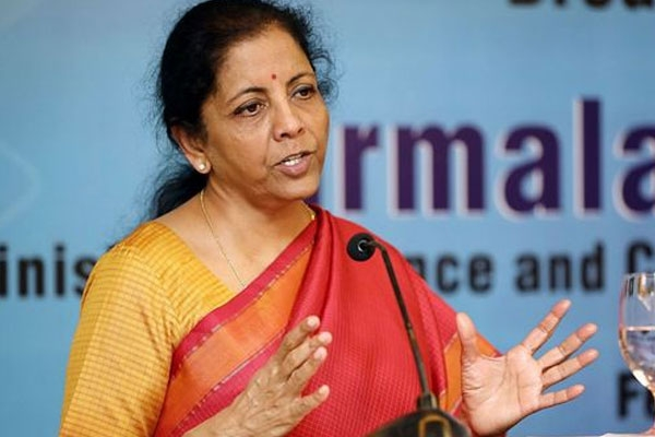 Updates from press conference addressed by Finance Minister Nirmala Sitharaman