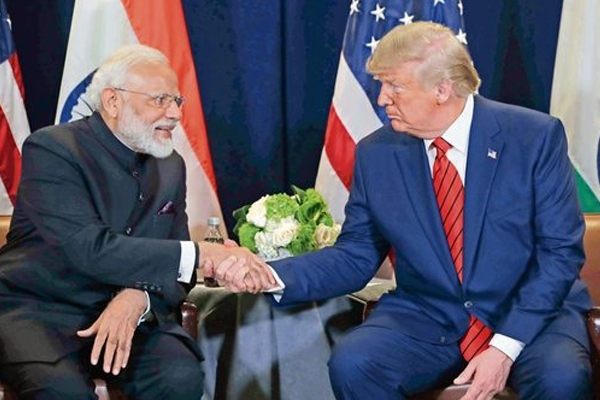 India-US Trade Deal On A Brighter Side