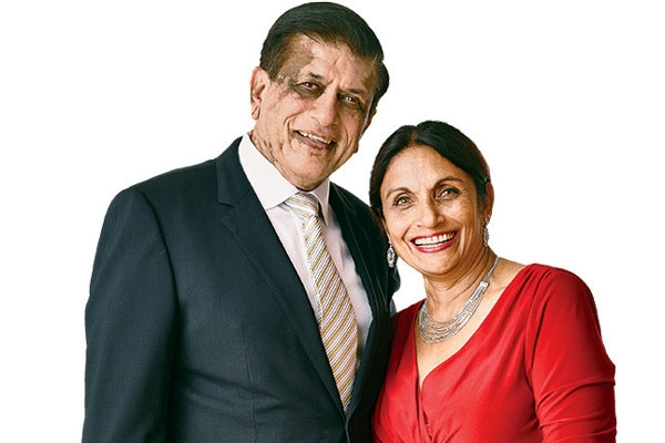 Indian American Couple's $200mn Plan to Transform Healthcare in India