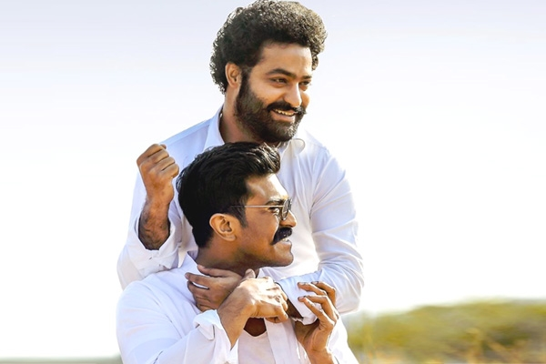 Ram Charan Shares A Candid Click On NTR's Birthday