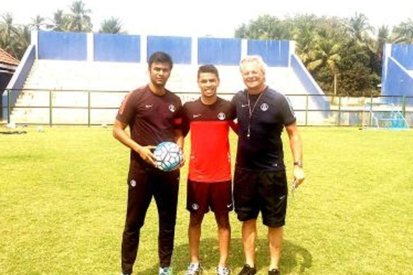 NRI in Indian Squad for FIFA U-17 World Cup
