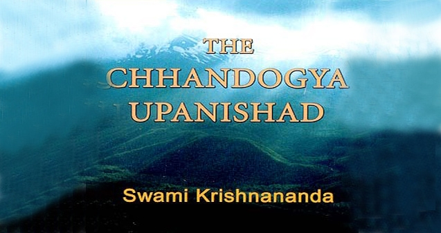 chandogya upanishad way