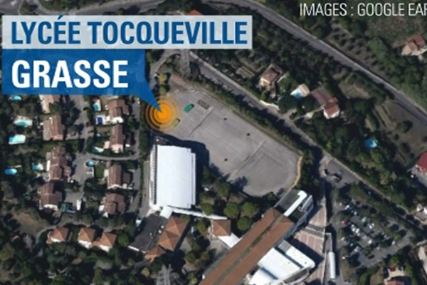 France issued terror alert after shooting at school